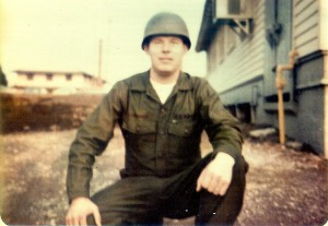 This is Bob's brother Calvin who served in Viet Nam and is no longer with us.
